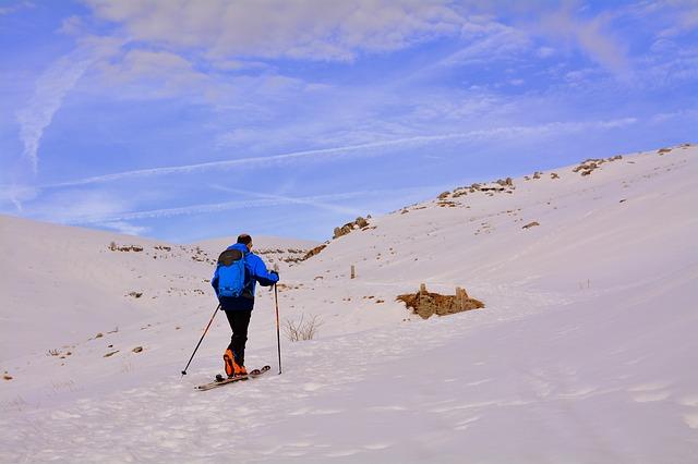 cross-country lyžování