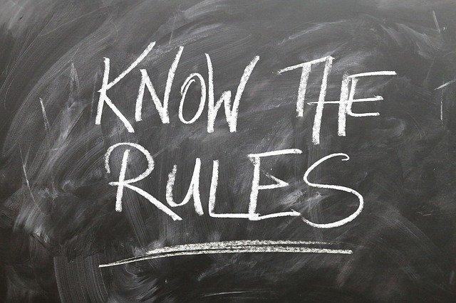 pravidla na tabuli